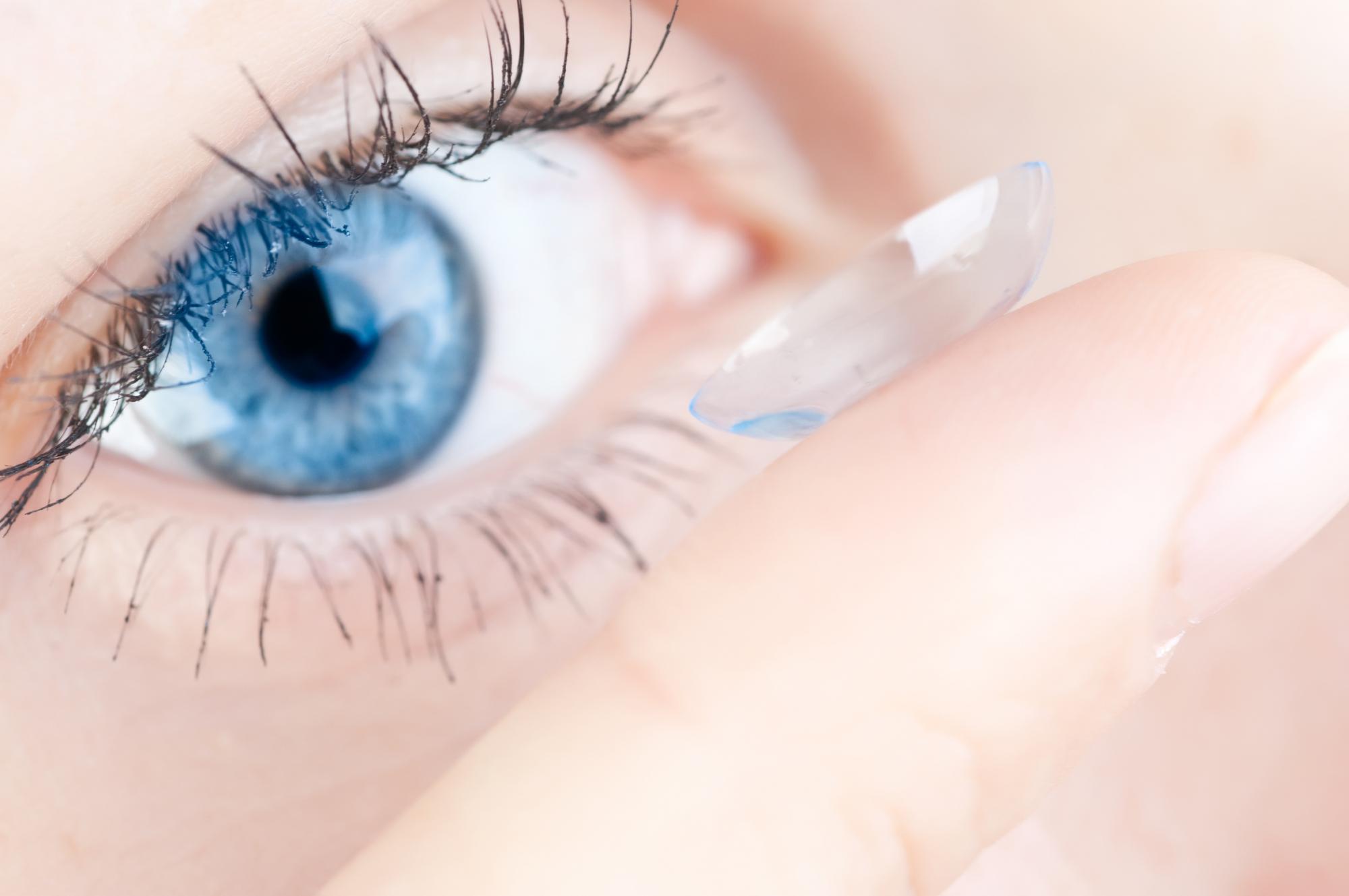 Lentilles ou lunettes : à vous de faire un choix